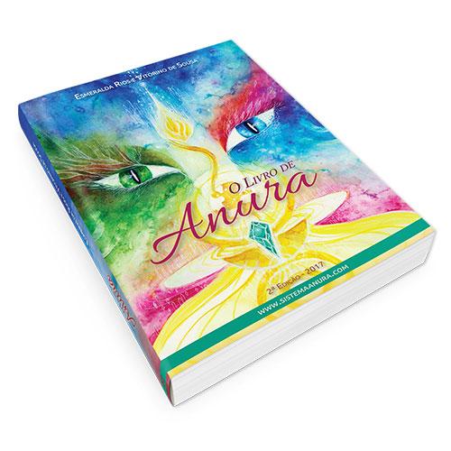 O Livro de Anura - Livros do Sistema Anura